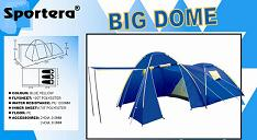 Sportera Big Dome telts