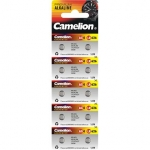 Camelion Buttoncell AG4 BP10, 10-pack