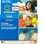 ActiveJet Epson T1282 Cyan Ink cartridge