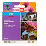 ActiveJet Brother LC985C,Cyan ink cartridge