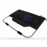 AAB Notebook coolerpad with 1x 120mm fan and 2 x  60mm on USB,