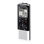Olympus VN-8500PC Digital Voice Recorder (silver), 1GB internal memo (SP/