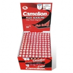 Camelion Plus Alkaline LR06-SP10, AA 24 x 10pcs Shrink Pack Display Box,
