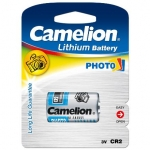 Camelion Photo Lithium 3V (CR2), 1-pack