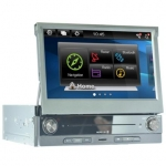 Goclever Navio Car 701 In-Dash Car Multimedia Navigation System with Full
