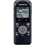 Olympus WS-813 Digital Voice Recorder Black, 8GB internal memo (LP/SP/HQ/