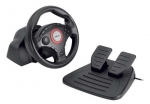 Trust STEERING WHEEL GXT-27 FORCE//PC/PS2/PS3 16064